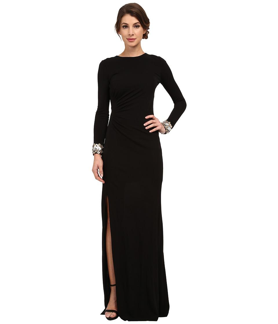 Shoshanna - Wen Dress (Jet) Women's Dress
