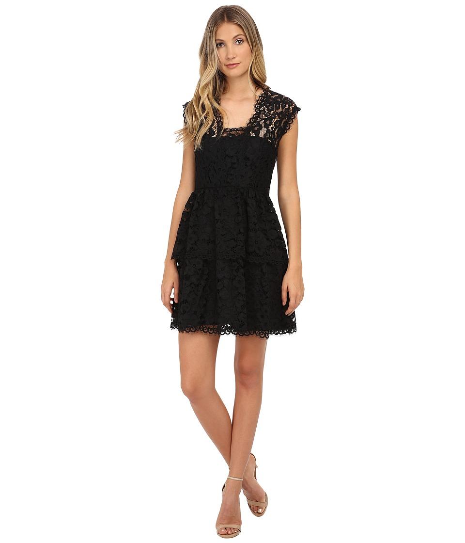 Shoshanna - Vanita Dress (Jet) Women's Dress