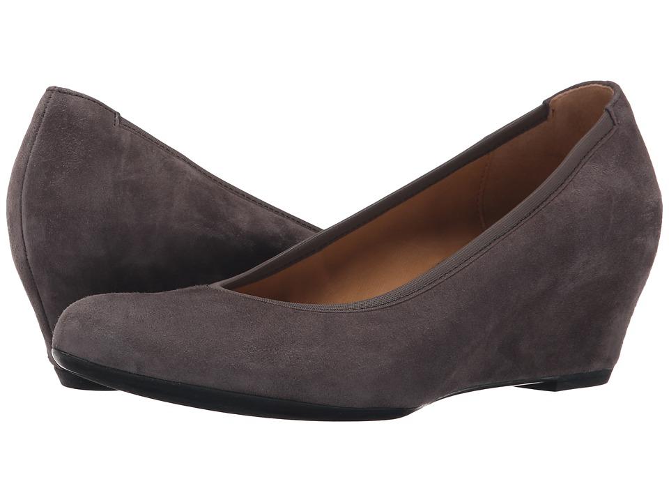 Gabor - Gabor 35.630 (Grey Samtchevreau) Women's 1-2 inch heel Shoes