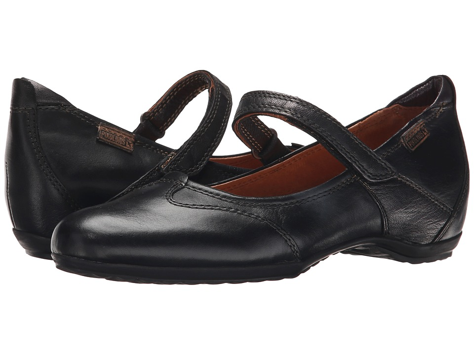Pikolinos - Venezia 968-5550 (Black) Women's Shoes
