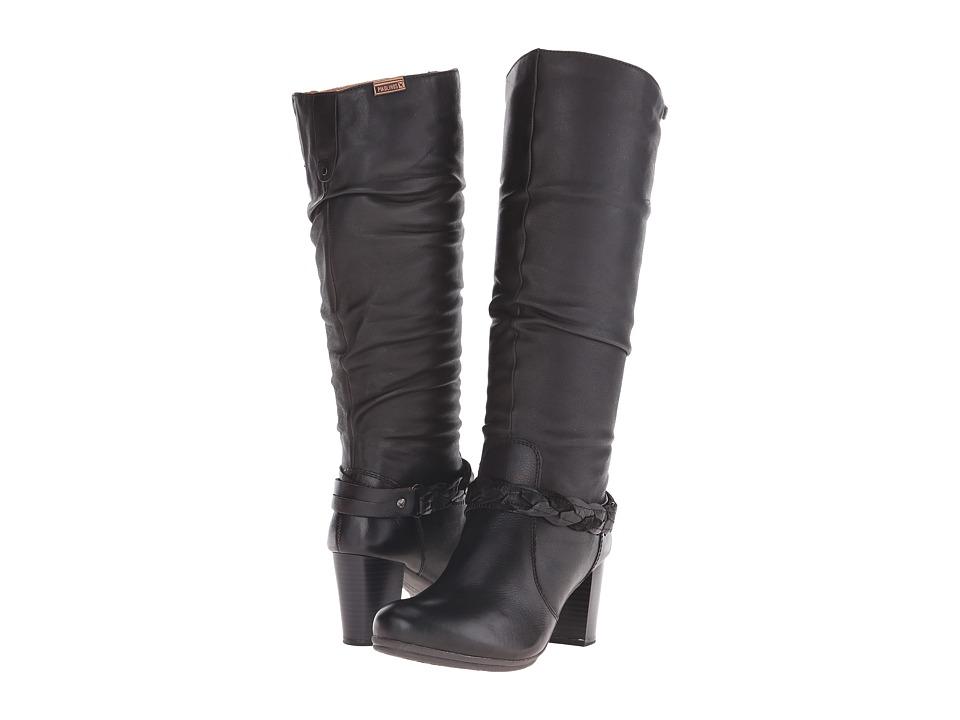 Pikolinos - Verona W5C-9529 (Black) Women's Zip Boots