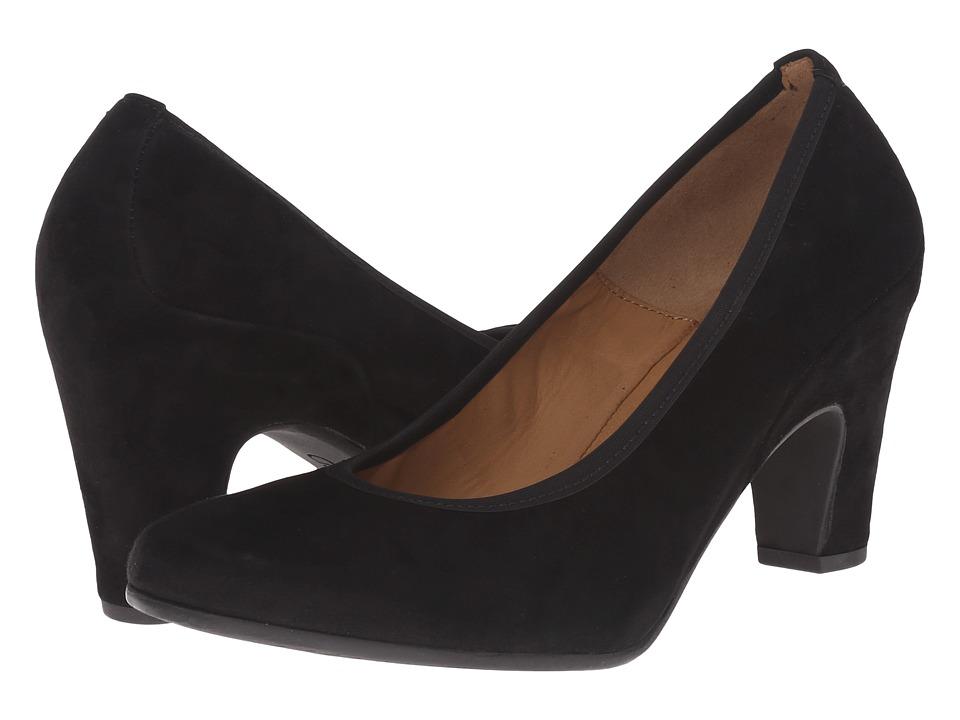 Gabor Gabor 35.370 (Black Samtchevreau) High Heels