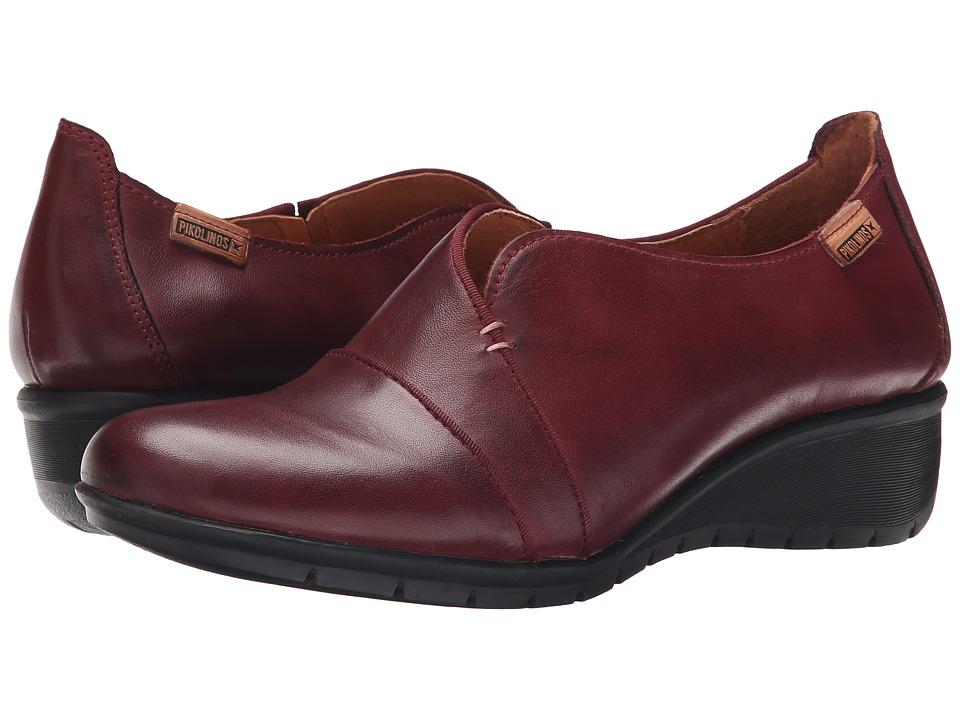 Pikolinos - Victoriaville W8C-3540 (Garnet) Women's Shoes