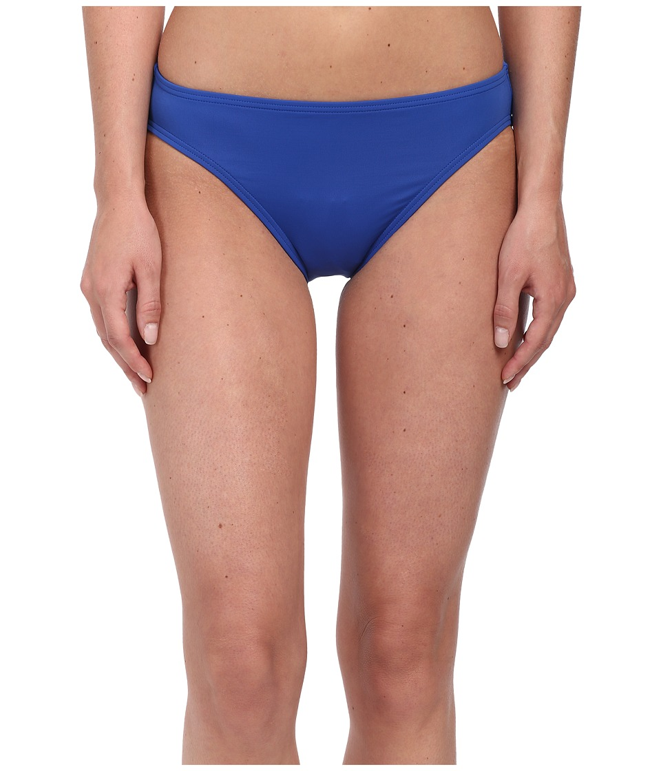 MICHAEL Michael Kors - Glazed Tile Classic Swim Bottom (Royal) Women's Swimwear