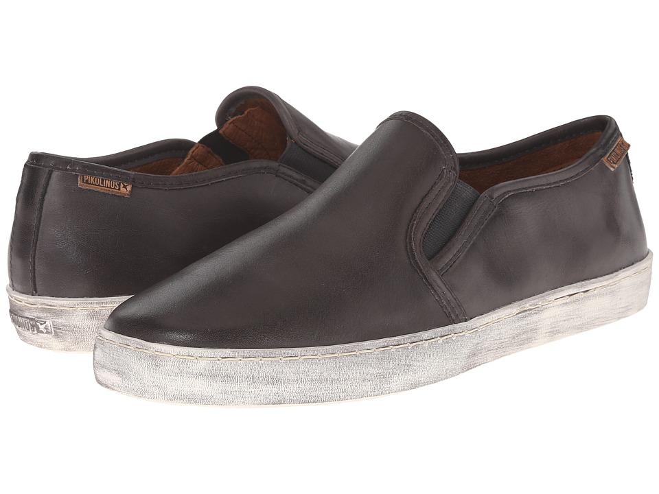 Pikolinos - Yorkville W0D-3535 (Lead) Women's Slip on Shoes