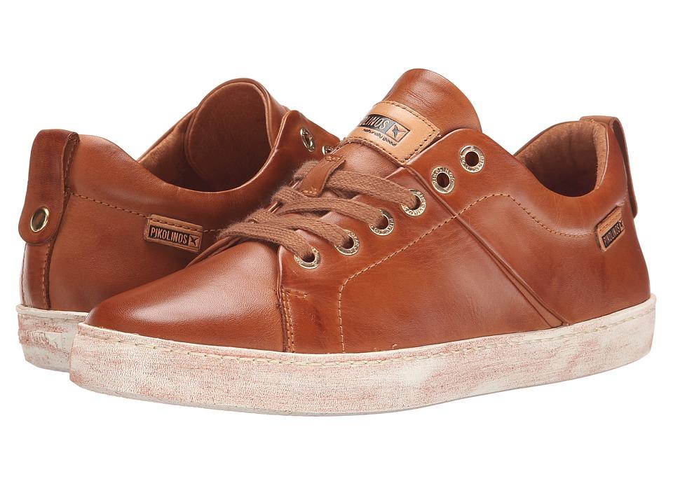 Pikolinos - Yorkville W0D-6529 (Brandy) Women's Shoes