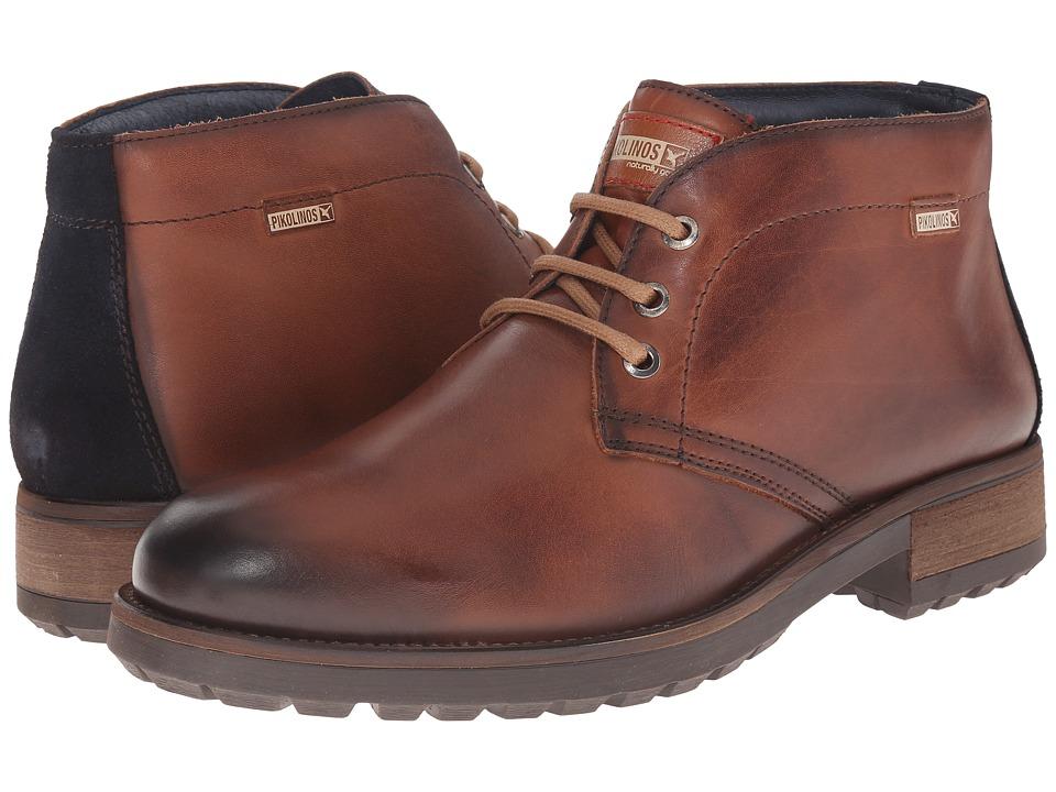 Pikolinos - Ellesmere M6C-8069 (Cuero) Men's Shoes
