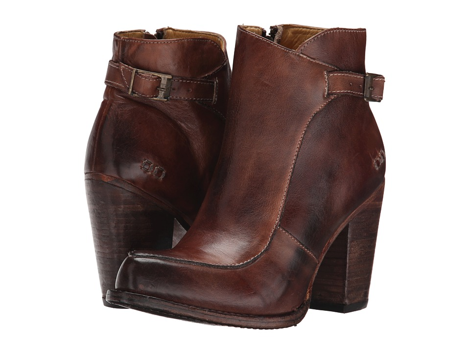 Bed Stu - Isla (Teak Rustic Leather) Women's Boots