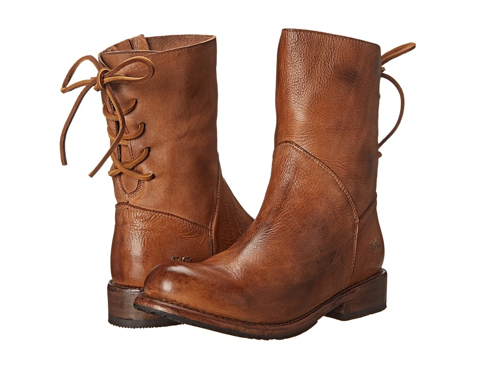 Bed Stu - Cheshire (Tan Glove Leather) Women's Boots