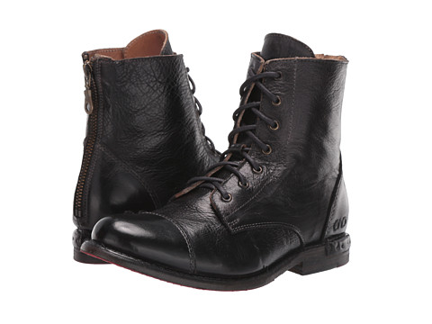 Bed Stu - Laurel (Black Rustic Leather) Women's Boots