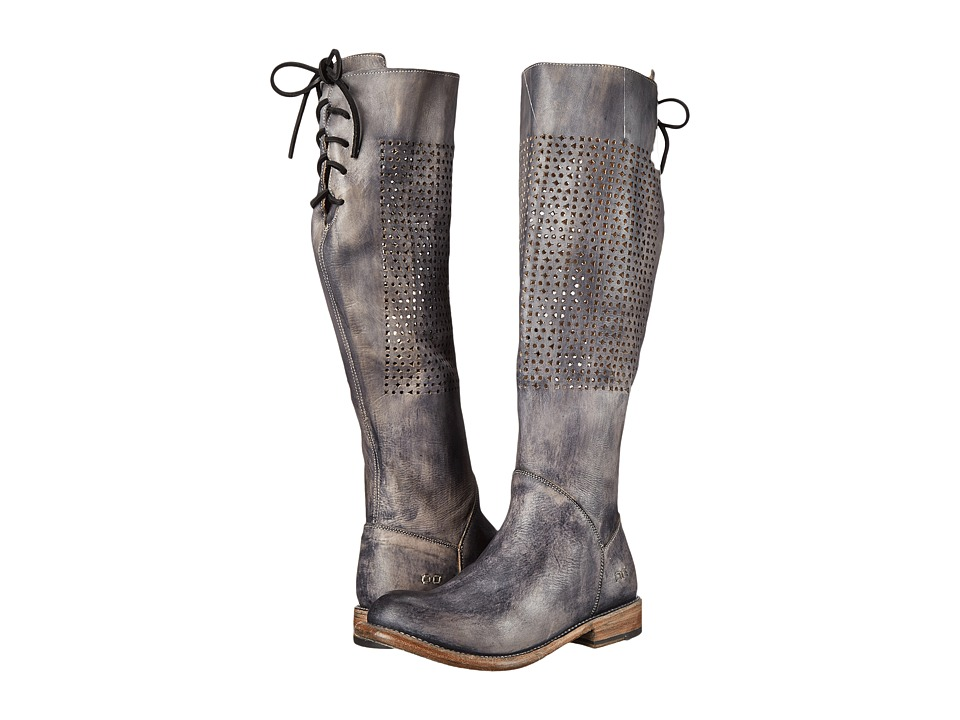 Bed Stu - Cambridge (Black Driftwood Leather) Women's Boots