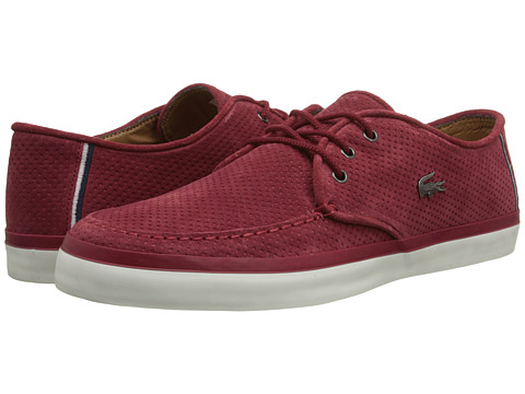 Lacoste - Sevrin 6 (Dark Red) Men