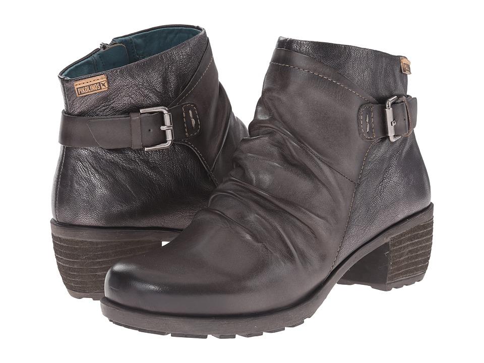 Pikolinos - Le Mans 838-8527C1 (Lead) Women's Shoes