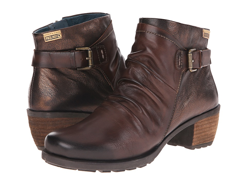 Pikolinos - Le Mans 838-8527C1 (Olmo) Women's Shoes