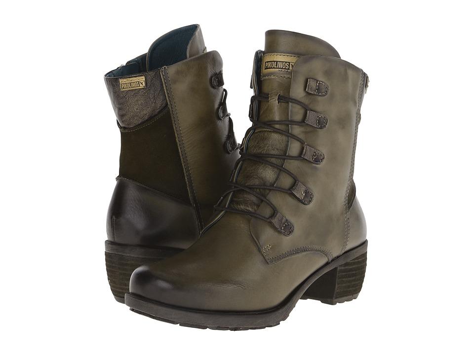 Pikolinos - Le Mans 838-8550C1 (Laurel) Women's Boots