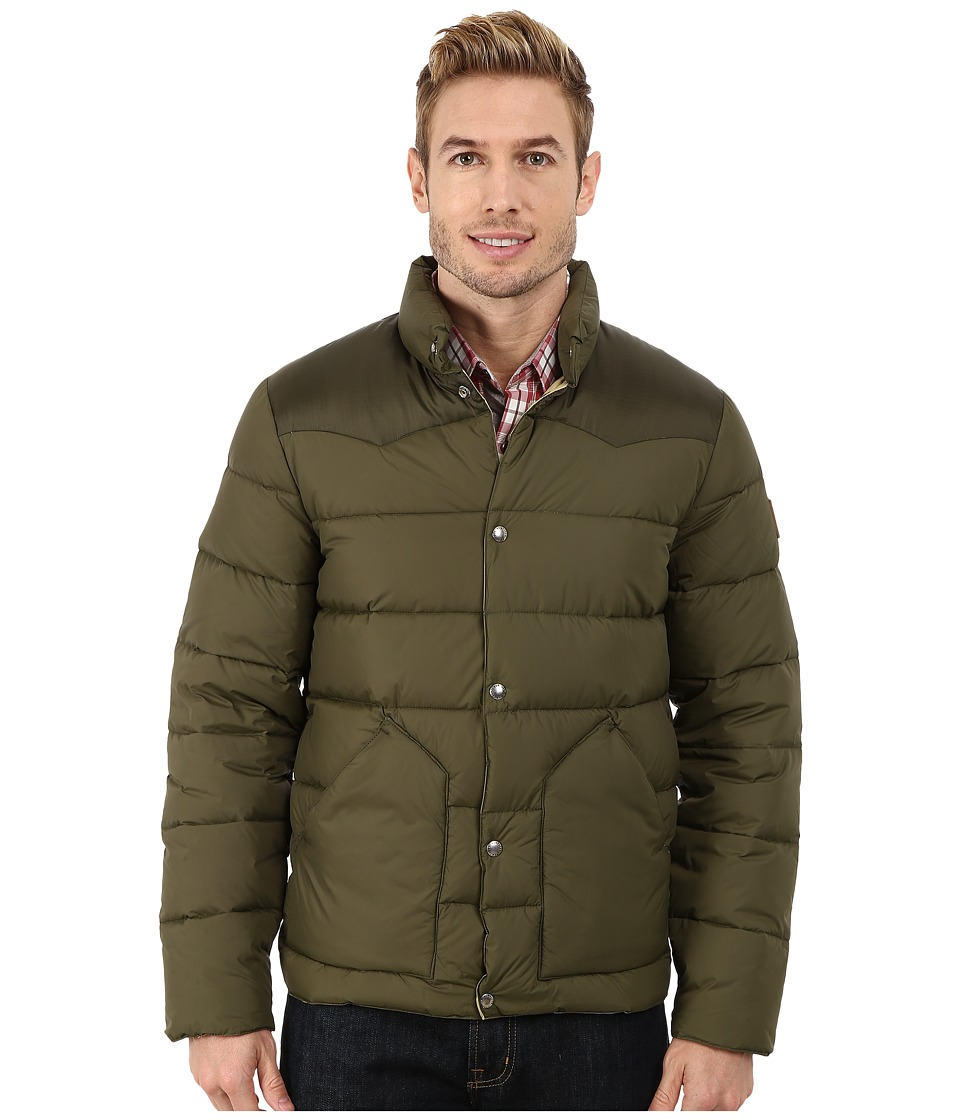 Penfield - Beekman Down Filled Yoke Jacket (Olive) Men's Coat