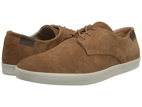 Lacoste - Zimri 3 (Tan) Men