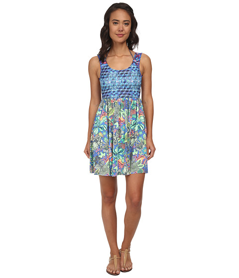 Maaji - Azure Everlasting Cover-Up (Multi) Women's Dress