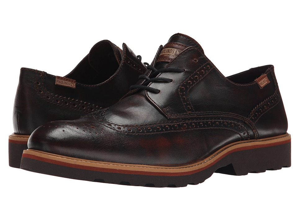 Pikolinos - Glasgow 05M-6543AA (Cognac) Men's Shoes
