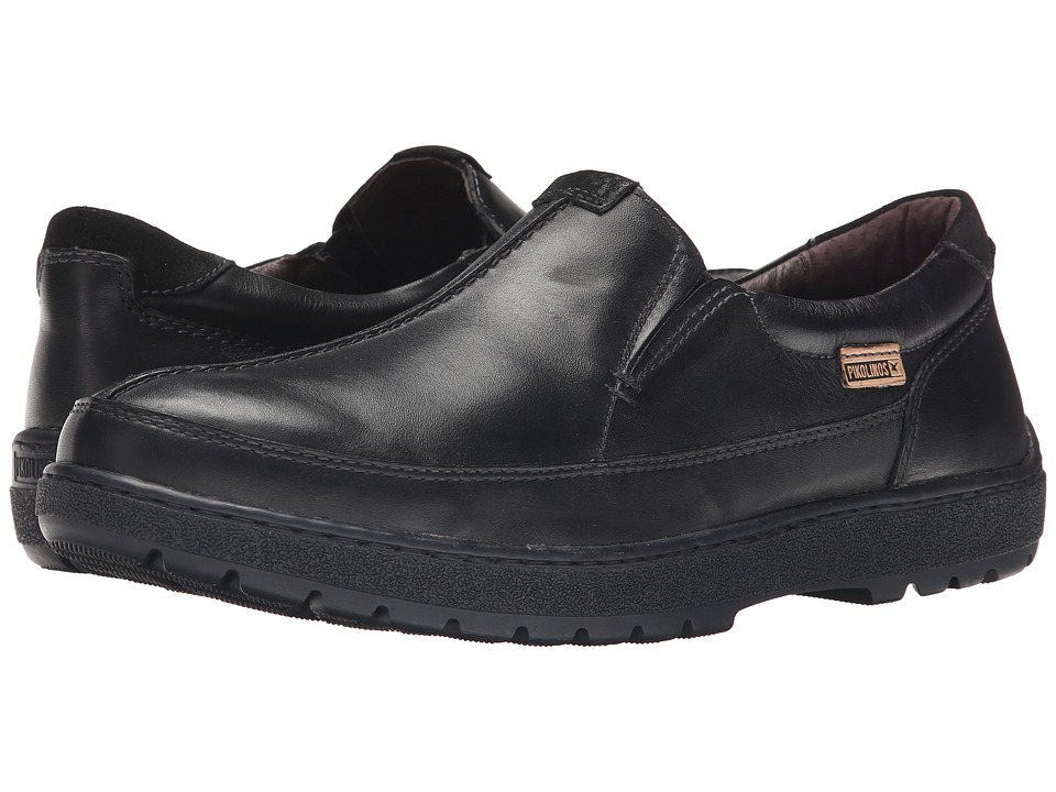 Pikolinos Kiev 05S-3537 (Black) Men