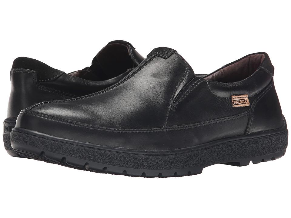 Pikolinos - Kiev 05S-3537 (Black) Men's Shoes