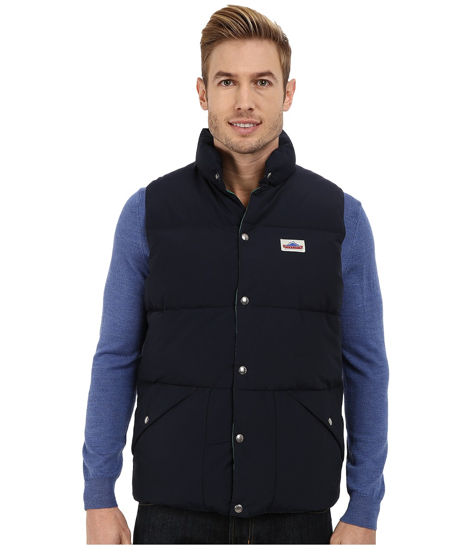 Penfield - Outback Down Vest (Navy) Men's Vest
