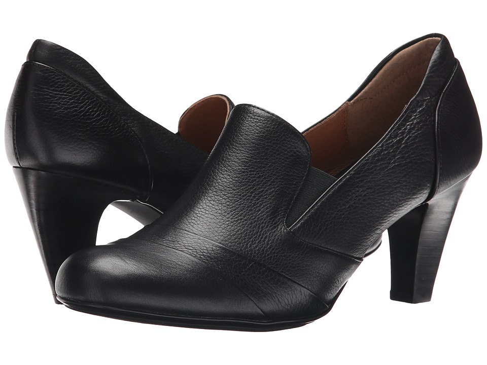 Sofft - Olympia (Black Venice) Women's 1-2 inch heel Shoes