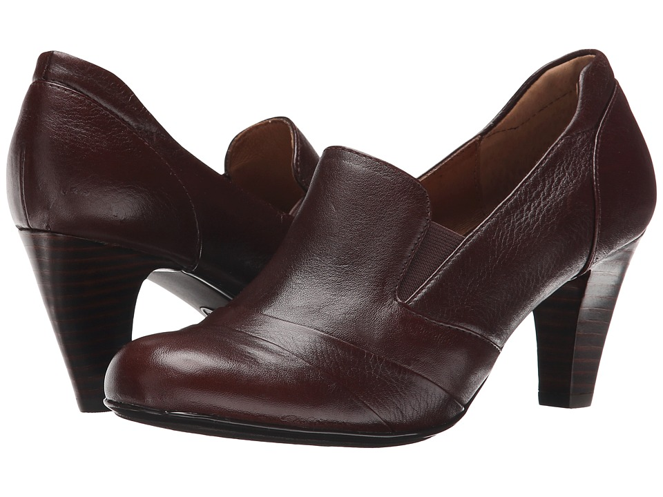 Sofft - Olympia (Mahogany Venice) Women's 1-2 inch heel Shoes