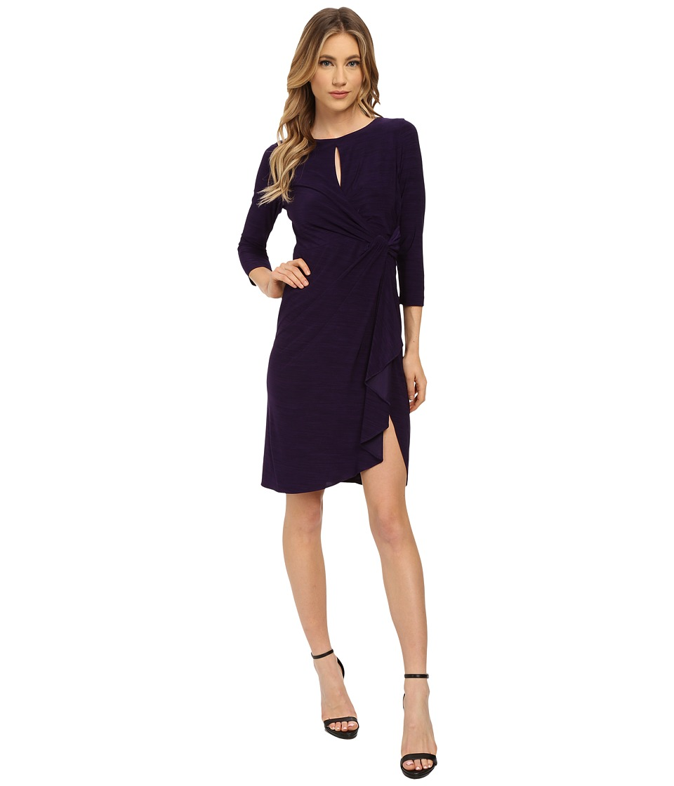 CATHERINE Catherine Malandrino - Colette Dress (Plum) Women's Dress