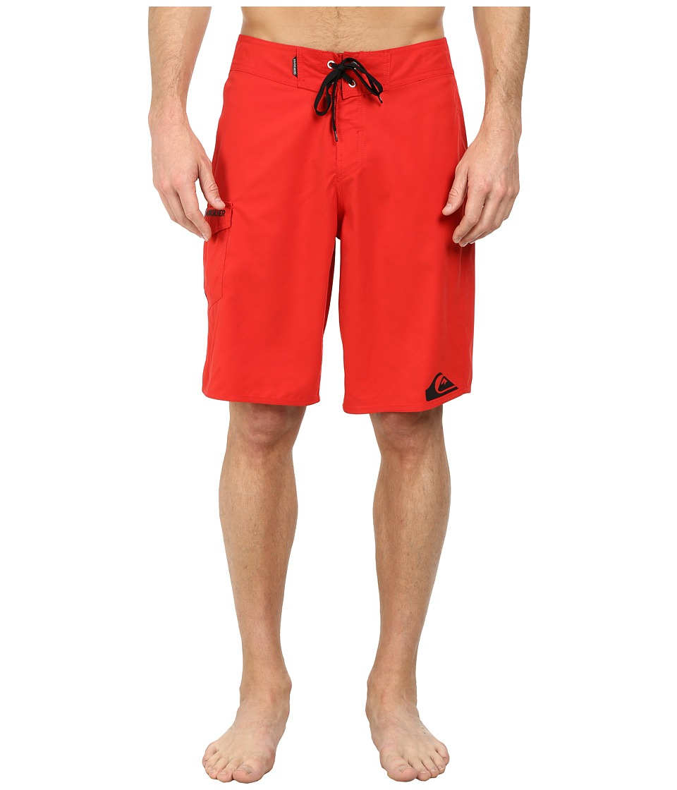 Quiksilver - Everyday 21 Boardshort (Quik Red) Men's Swimwear