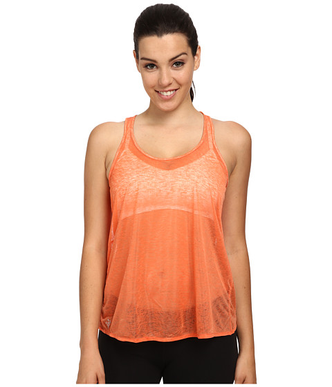 COZY ORANGE - Chloe Top (Papaya) Women's Sleeveless