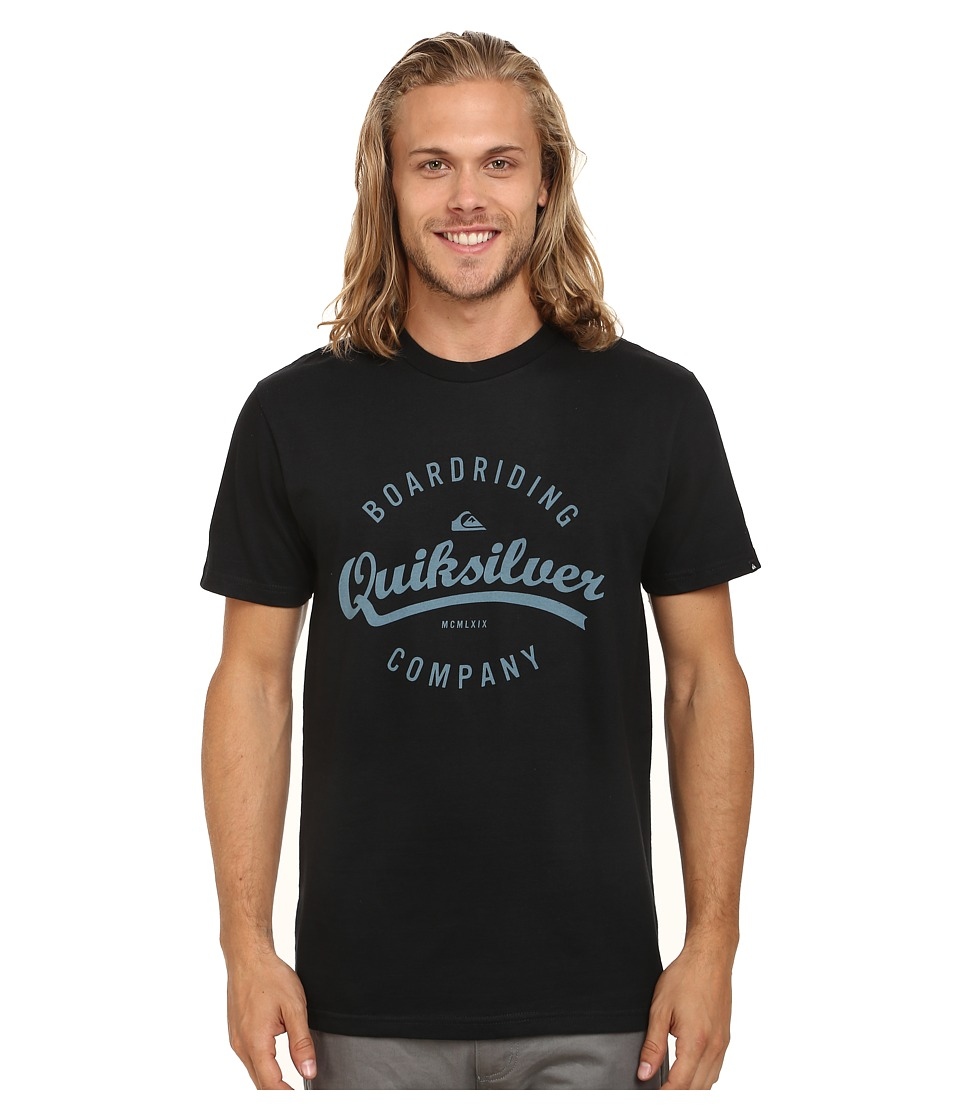 Quiksilver - Ballpark Tee (Black) Men