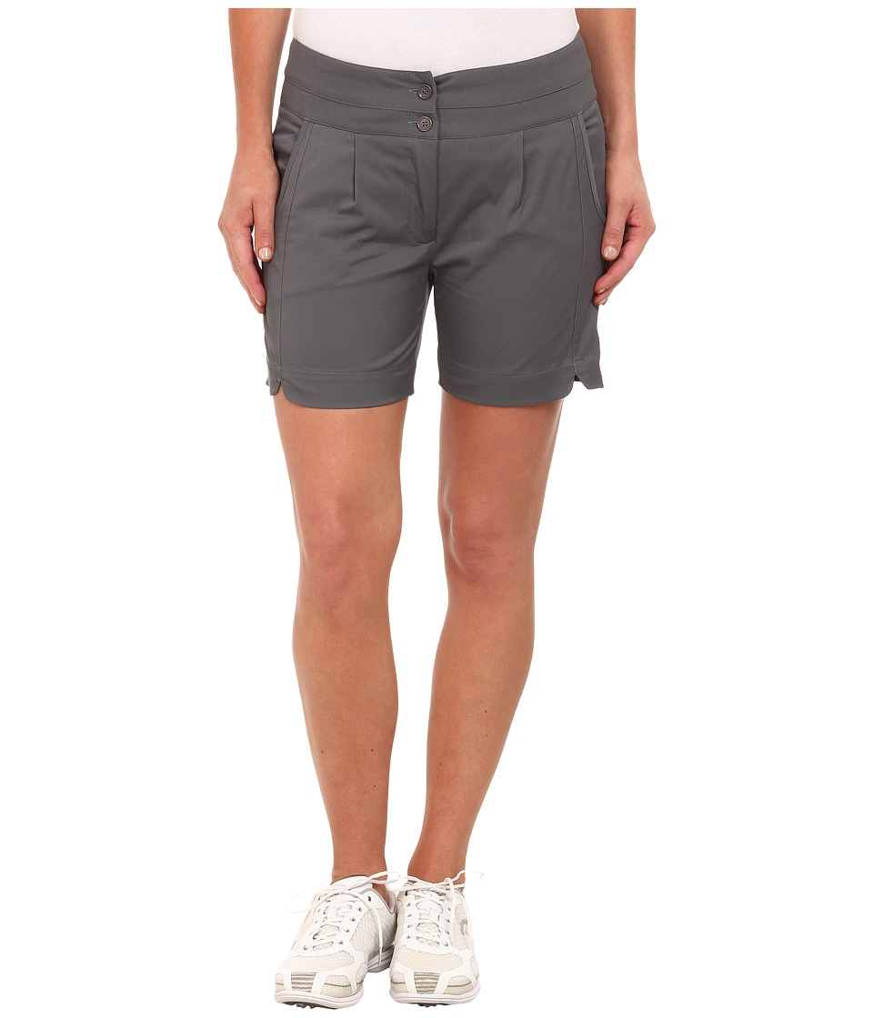 LIJA - Terra League Shorts (Charcoal) Women's Shorts