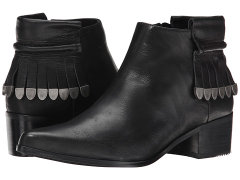 Grey City - Wilma (Black) Women's Zip Boots