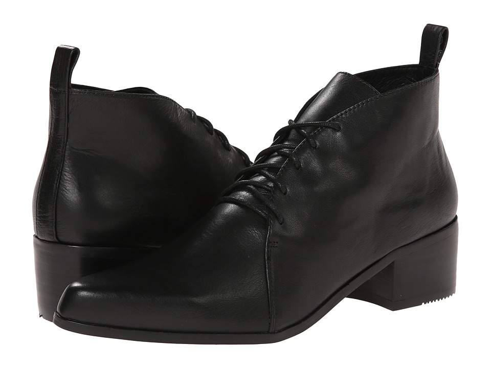 Grey City - Waverly (Black) Women's Dress Lace-up Boots