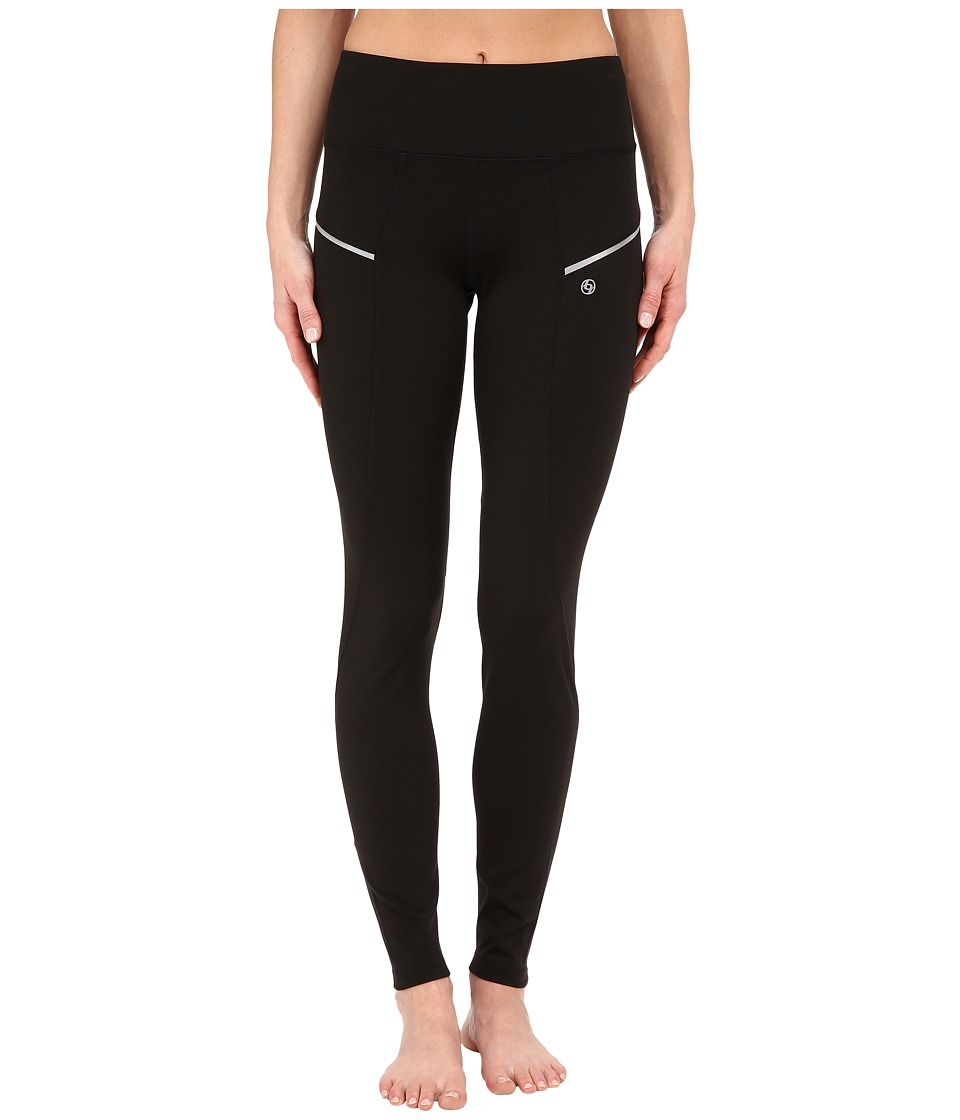 LIJA - Chill Run Leggings (Black) Women's Casual Pants