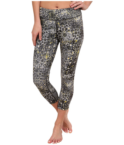 LIJA - No Fear Capris (Graphite Multi) Women's Capri