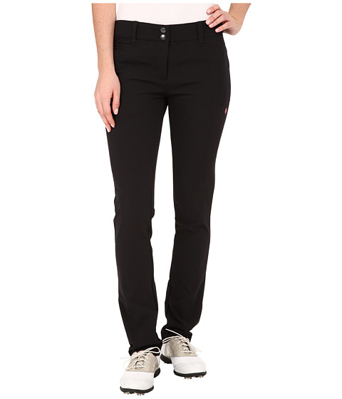 LIJA - Fairway Pants (Black) Women's Casual Pants