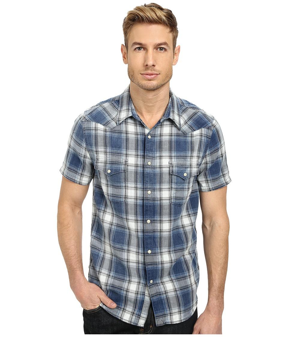 Lucky Brand - Rincon Indigo Western (Indigo Multi) Men's Clothing