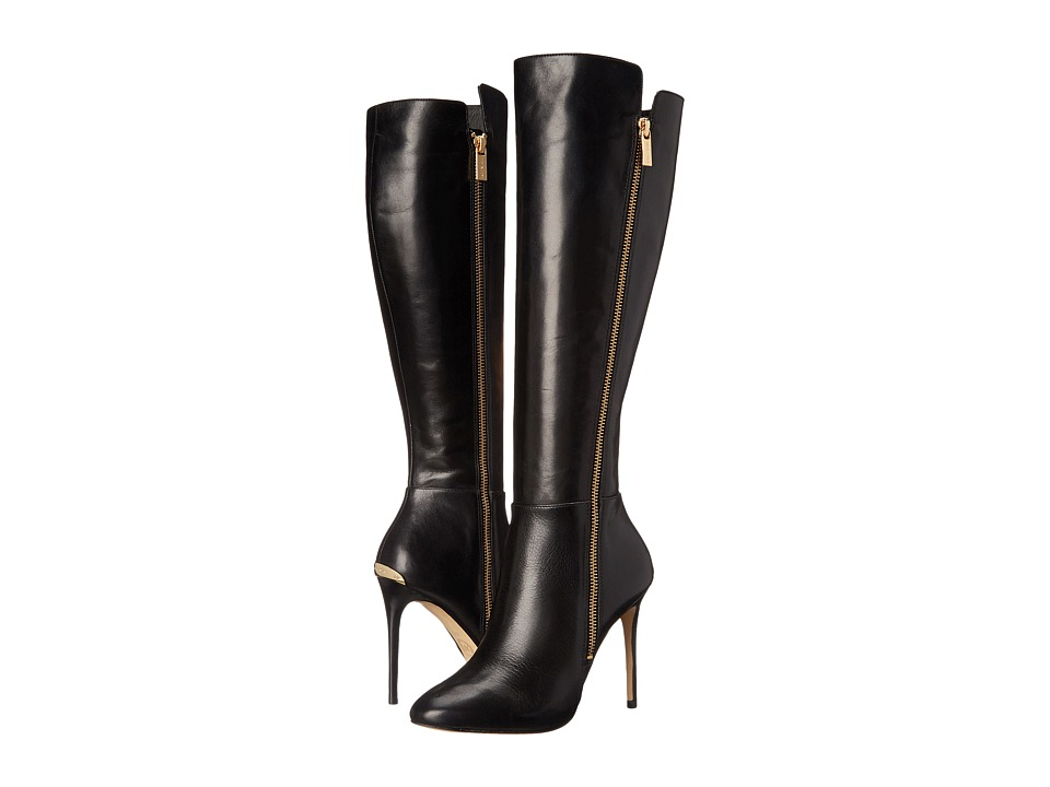 MICHAEL Michael Kors - Clara Boot (Black Smooth Calf) Women