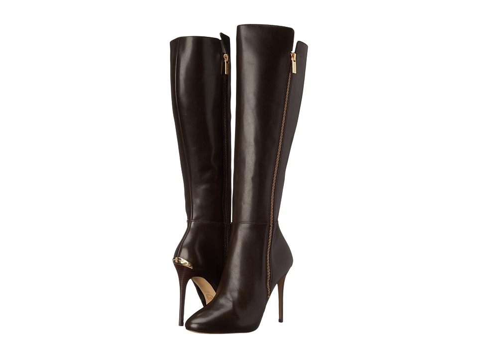 MICHAEL Michael Kors - Clara Boot (Dark Chocolate Smooth Calf) Women