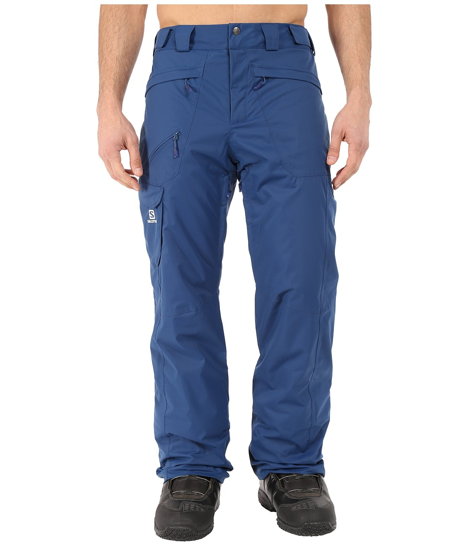 Salomon - Response Pants (Midnight Blue) Men's Casual Pants