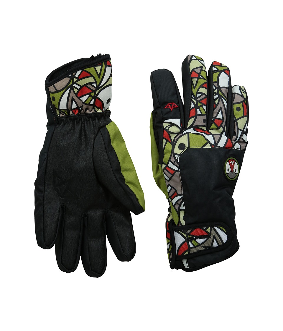 Celtek - Faded (Pendleton) Snowboard Gloves