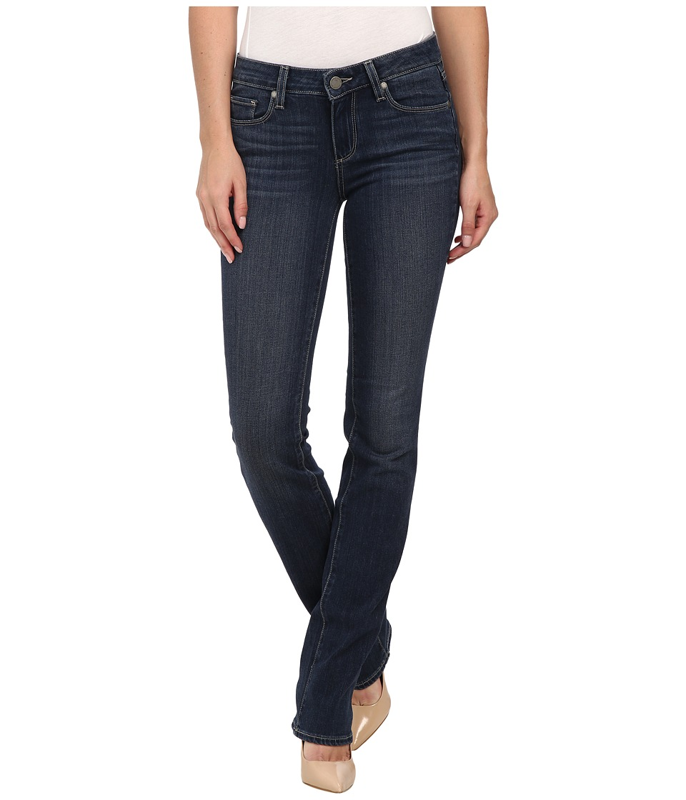 Paige - Skyline Straight in Cassie (Cassie) Women's Jeans