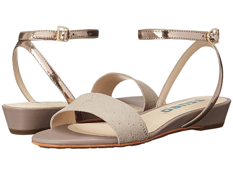 Tsubo - Gansevoort (Wet Cement Ray 2) Women's Sandals