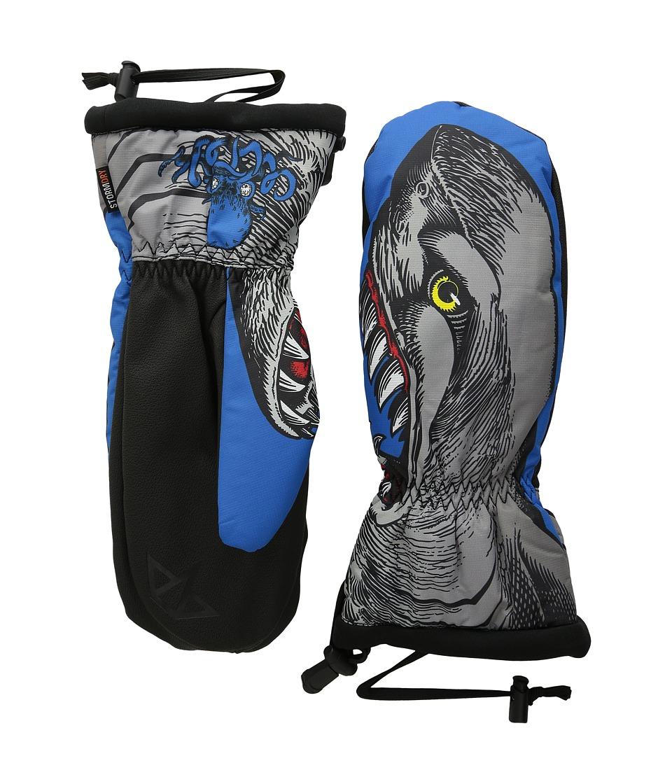 Celtek - Bitten By A Mitten (Shark Attack) Snowboard Gloves