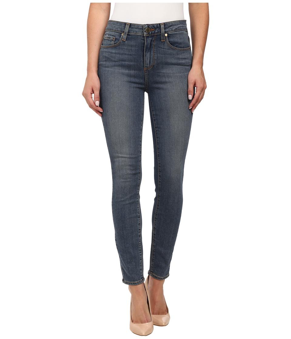Paige - Hoxton Ankle in Brett (Brett) Women's Jeans