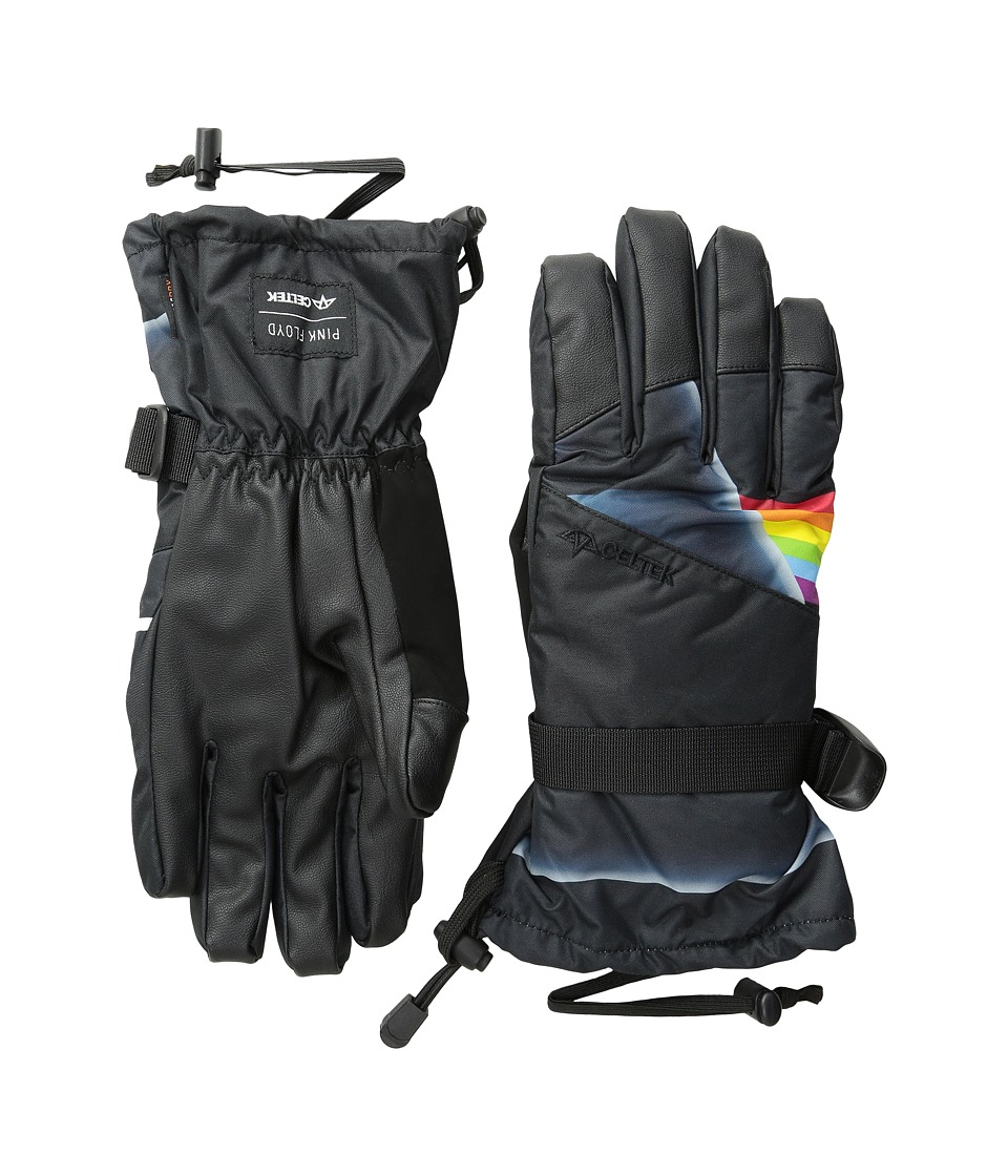 Celtek - Gunnar x Pink Floyd (Pink Floyd) Snowboard Gloves