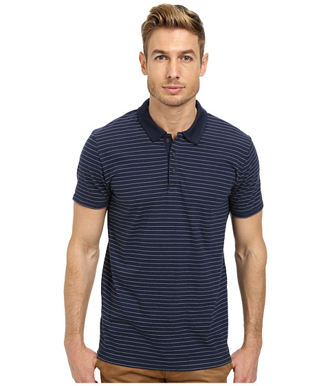 Lucky Brand - Paperweight Polo (Multi) Men's Short Sleeve Pullover