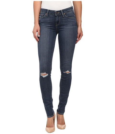 Paige - Verdugo Ultra Skinny in Quinnley Destructed (Quinnley Destructed) Women's Jeans